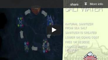 Arctic Spas Onzen Salt Water Care